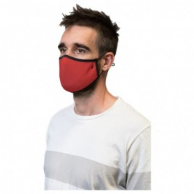 Abbacino Adult Mask/Red